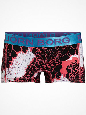 Björn Borg 2-pack BB Girls Mini Shorts Wild At Heart and Venemous Pattern