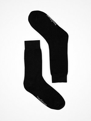 Bread and Boxers 2-pack Socks Black