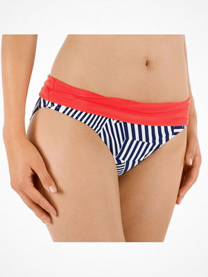 Calida Cruise Line Bikini Bottom Navy Striped