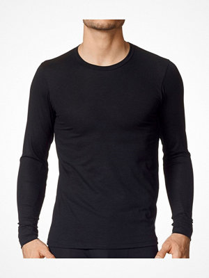 Calida Evolution Long Sleeve Shirt Black
