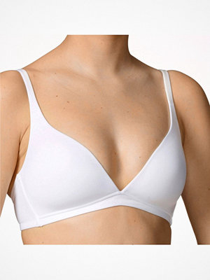Calida Sensations Soft Bra White