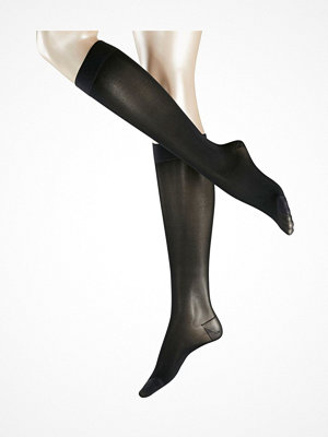 Strumpor - Falke Women Leg Energizer 50 Knee-high Black