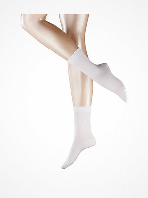 Strumpor - Falke Women Cotton Touch White