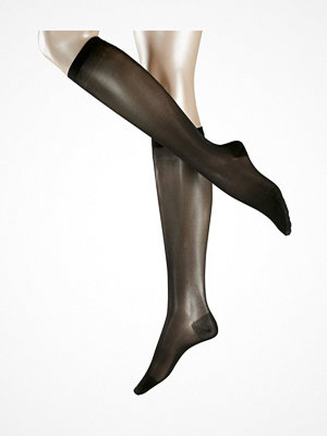 Strumpor - Falke Women Leg Vitalizer 20 Knee-high Black 992