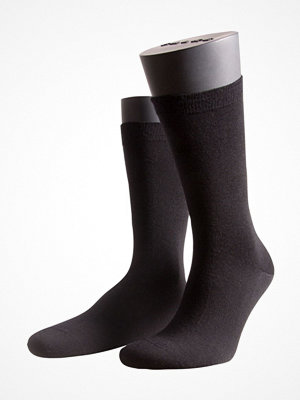 Strumpor - Falke Women Softmerino Black
