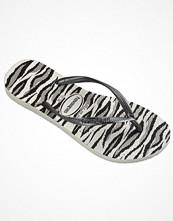 Havaianas Slim Animal Zebra