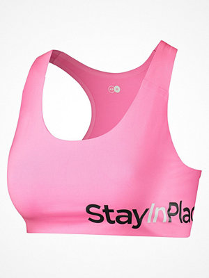 Stay In Place Active Sports Bra C-D Pink