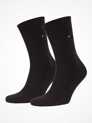 Strumpor - Tommy Hilfiger 2-pack Women Classic Casual Socks  Black