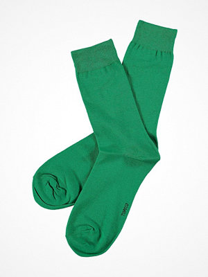 Topeco Mens Classic Socks Plain Green