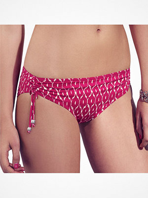 Triumph Beauty-Full Ikat Midi Pink Pattern
