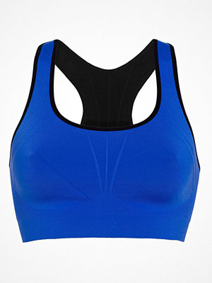 Abecita Victory Seamless Sport Bra Black/Blue