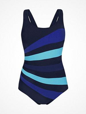 Abecita Action Swimsuit  Navy/Blue