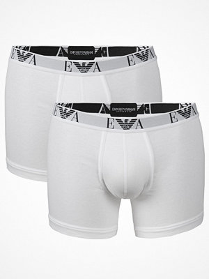Armani 2-pack Stretch Cotton Boxers White