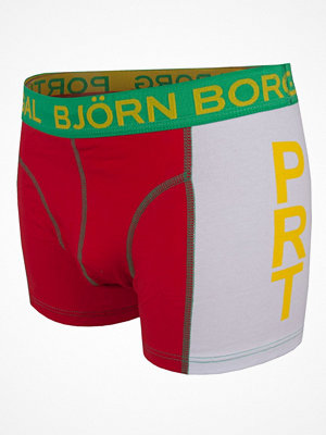 Björn Borg Boys Shorts Nations Portugal Red
