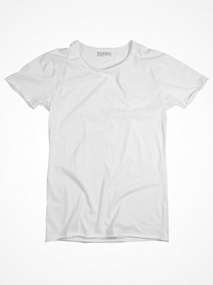 Bread and Boxers Crew Neck Relaxed  White