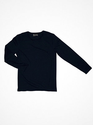 Bread and Boxers Long Sleeve Relaxed  Darkblue