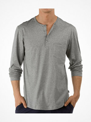 Calida Remix Basic Long-sleeve Shirt  Grey