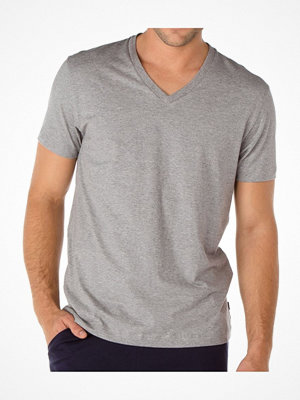 Calida Remix Basic V-shirt Grey