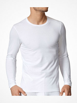 Calida Evolution Long Sleeve Shirt White
