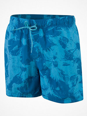 Calvin Klein CK Lagoon Medium Drawstring Short Blue Pattern