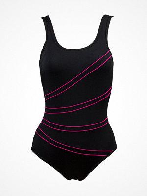 Damella Keira Chlorine Resistant Swimsuit 36-50 Cerise