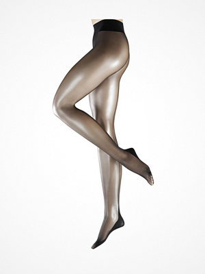 Strumpbyxor - Falke Women High Heel Pantyhose Black