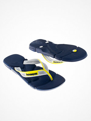 Tofflor - Havaianas Power Blue