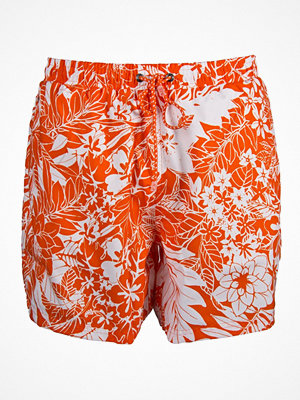 Hugo Boss Piranha Orange patterned