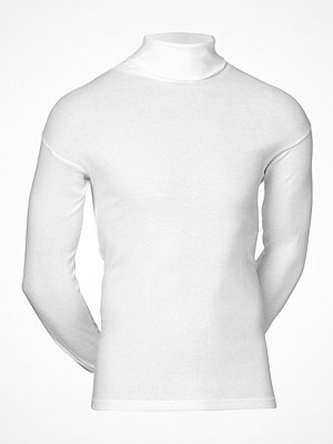 JBS Classic Roll Neck Long Sleeve White