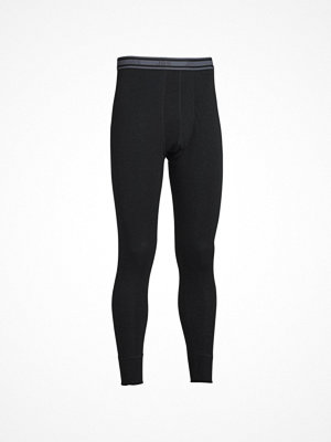 JBS Wool 99421 Long Johns Black