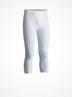 JBS Original 30011 Knee Longjohns White