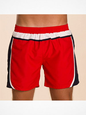 Panos Emporio Triton Shorts 12 Red Red/White