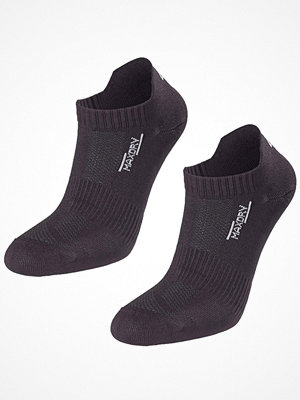 Strumpor - Pierre Robert 2-pack Low Cut Socks Men Black