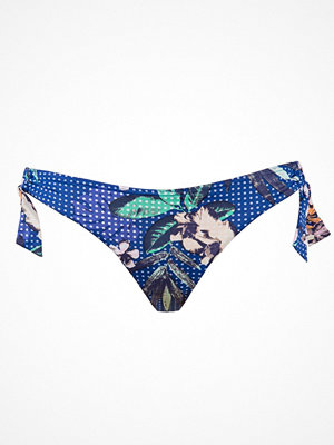 Sunseeker Exotic Floral Hipster Navy pattern