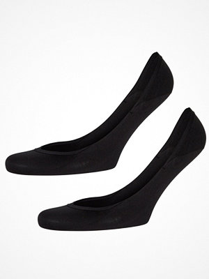 Strumpor - Tommy Hilfiger 2-pack City Elegance Regular Step Socks  Black