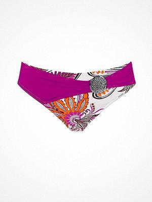 Triumph Siracusa Draped Tai Pink Pattern