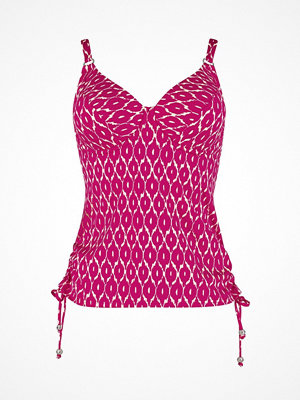 Triumph Beauty-Full Ikat CTOW03 Pink Pattern