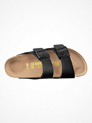 Tofflor - Birkenstock Arizona Birkoflor Black
