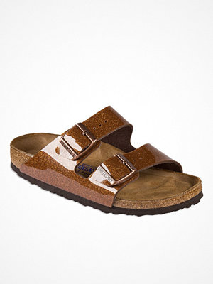 Tofflor - Birkenstock Arizona Birkoflor Galaxy Bronze