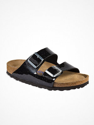 Tofflor - Birkenstock Arizona Birkoflor Galaxy Black
