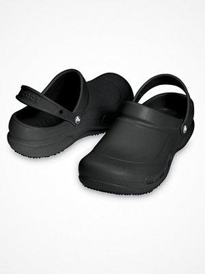 Tofflor - Crocs Work Bistro Unisex Black
