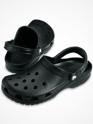 Tofflor - Crocs Classic Unisex Black