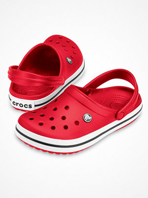 Tofflor - Crocs Crocband Kids Red