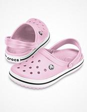 Tofflor - Crocs Crocband Kids Pink