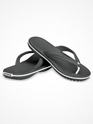 Tofflor - Crocs Crocband Flip Unisex Black