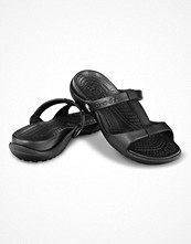 Tofflor - Crocs Cleo III Black