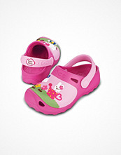 Tofflor - Crocs Hello Kitty Custom Kids Pink Pattern