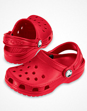 Tofflor - Crocs Classic Kids Red