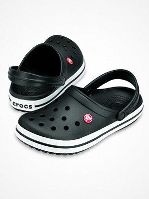 Tofflor - Crocs Crocband Unisex Black