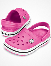 Tofflor - Crocs Crocband Kids Fuchsia